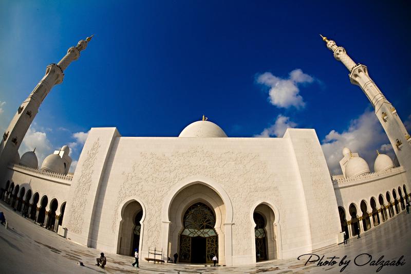 اكبر مسجد بالامارات والثالث عالمياً 7417_01209034095