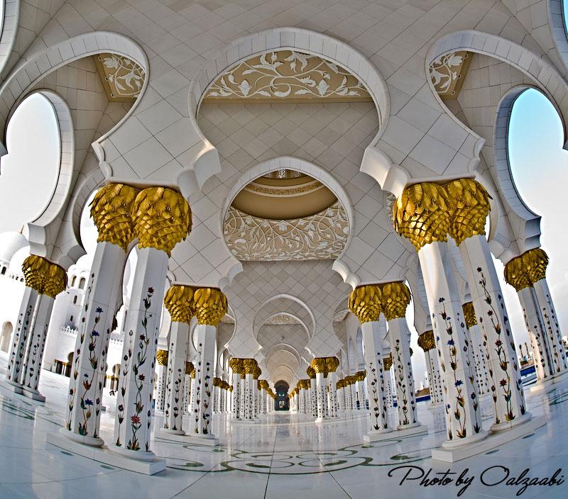 اكبر مسجد بالامارات والثالث عالمياً 7417_11209033968
