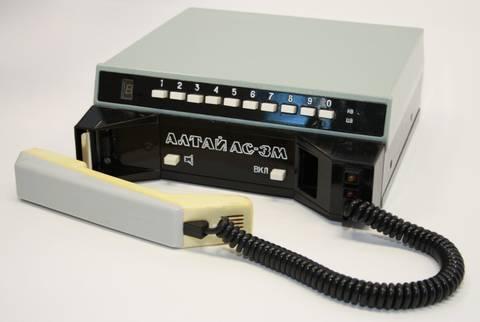 «Алтай-3», «Алтай-3М» - система подвижной радиосвязи T47813