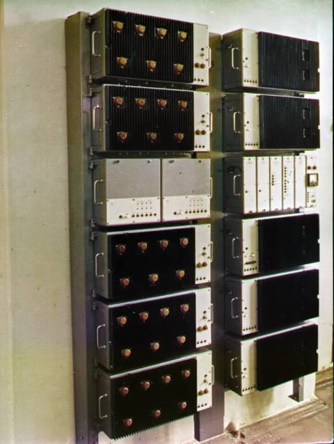 «Алтай-3», «Алтай-3М» - система подвижной радиосвязи T52527