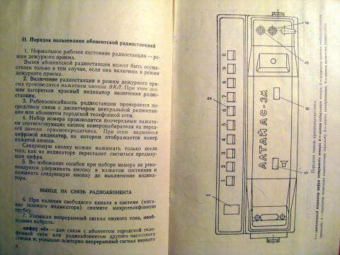 «Алтай-3», «Алтай-3М» - система подвижной радиосвязи T55842