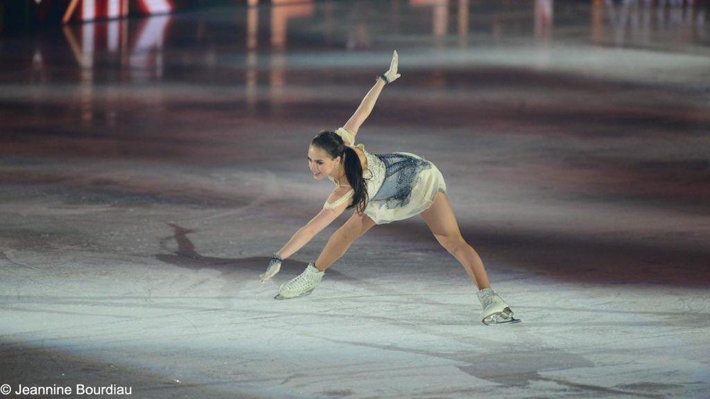 Алина Ильназовна Загитова-3 | Олимпийская чемпионка - Страница 3 49399
