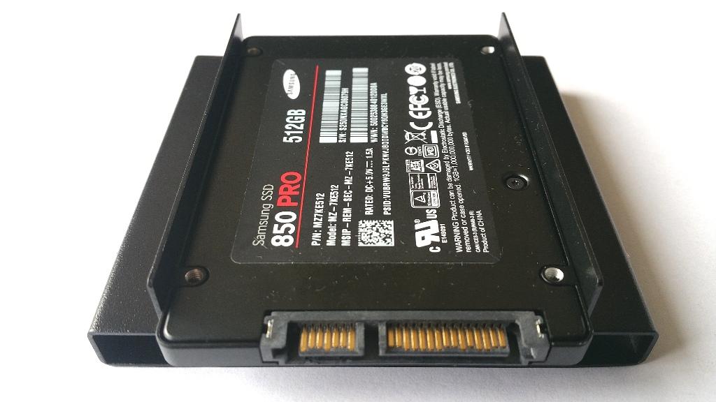 Disque Dur SSD / La Formule 1 du Disque Dur du Futur ;-) AdaptSSD2