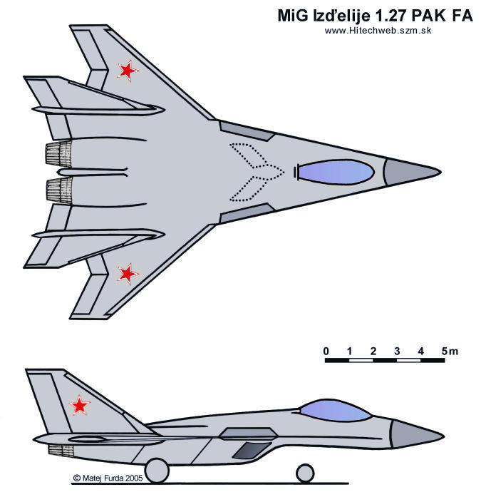 Fotografije Su 27SM aviona - Page 2 4061_MiG1-27-3view