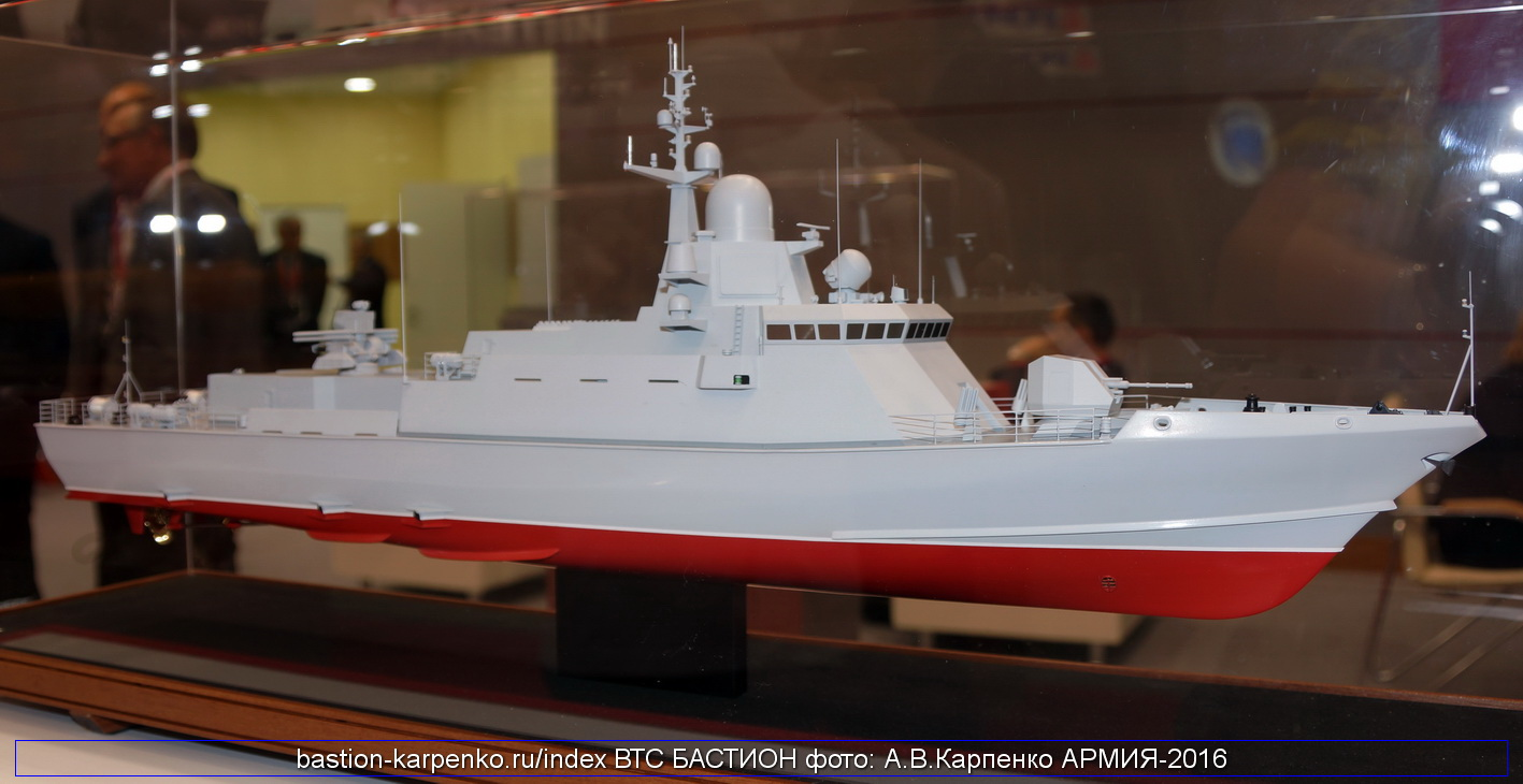 "Project 22800: ""Karakurt"" class missile ship - Page 4 22800_ARMIA-2016_07"