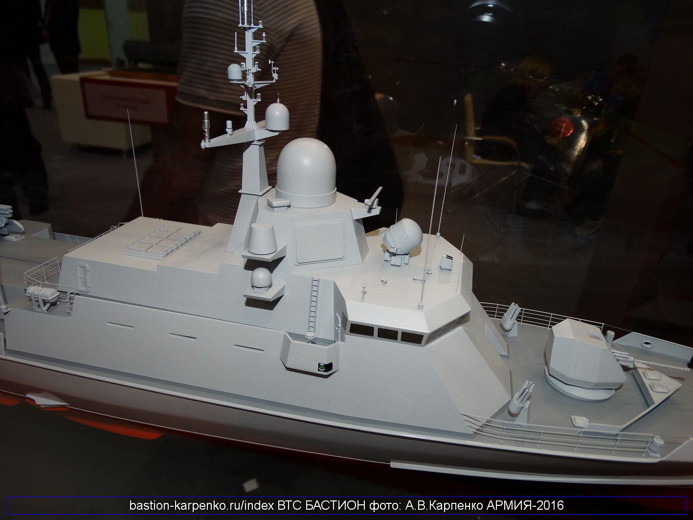 "Project 22800: ""Karakurt"" class missile ship - Page 4 22800_ARMIA-2016_13"