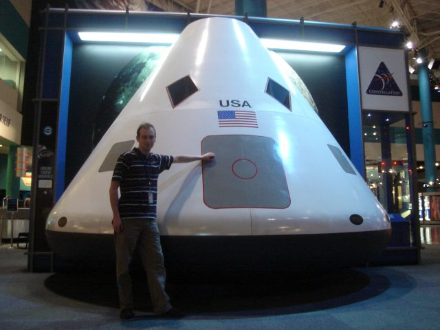 Visite du Houston Space Center - mars 2009 17.29