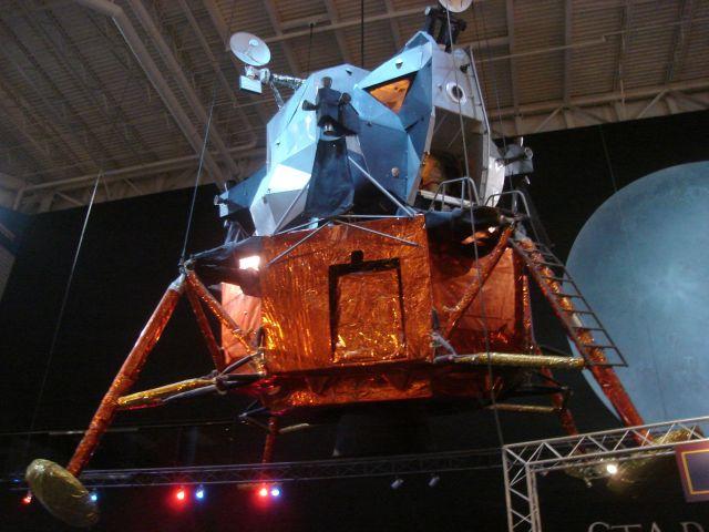 Visite du Houston Space Center - mars 2009 17.30