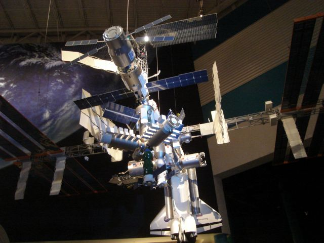 Visite du Houston Space Center - mars 2009 17.31