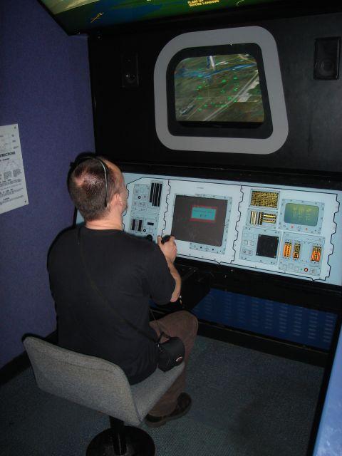 Visite du Houston Space Center - mars 2009 17.34