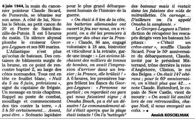 GEORGES LEYGUES (Croiseur) - Page 2 07.93
