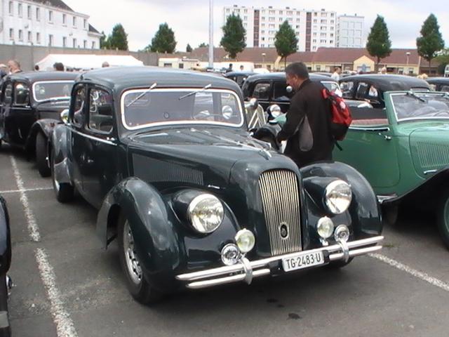 Les 75 ans de la traction avant à Arras 12.86