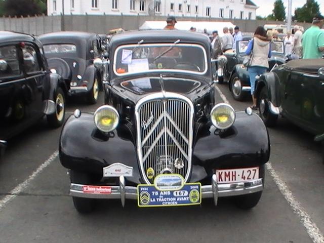Les 75 ans de la traction avant à Arras 12.90