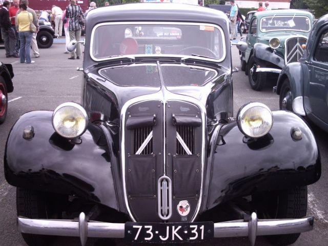 Les 75 ans de la traction avant à Arras 13.60