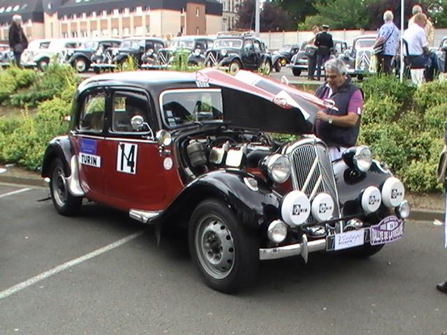 Les 75 ans de la traction avant à Arras 13.68