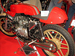 Salon moto légende à Vincenne (94) 22.24
