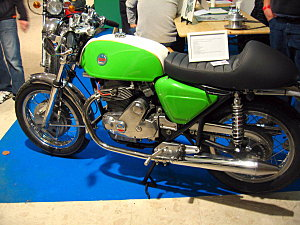 Salon moto légende à Vincenne (94) 22.29