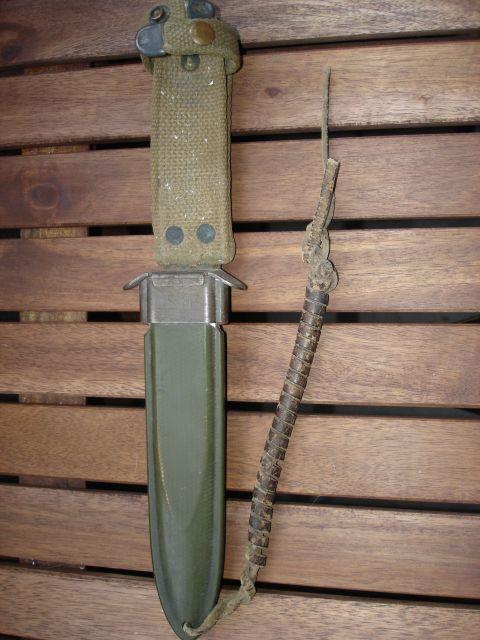 Poignard de tranchée USM3 01.156