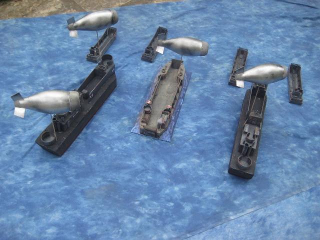 Dirigeables anti aériens pour OVERLORD 01.207