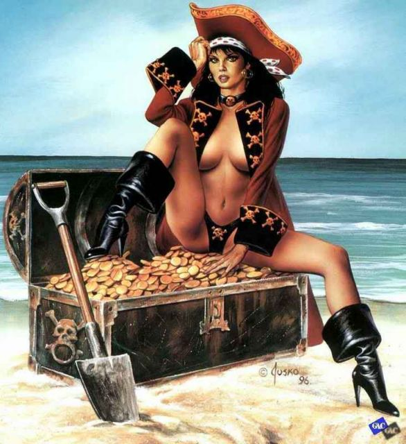 Week-end Pirates des Caraïbes.... en terre girondine 07.232