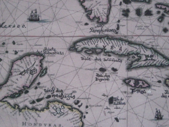 Week-end Pirates des Caraïbes.... en terre girondine 18.68