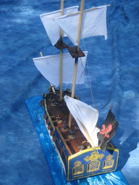 SCOURGE OF SEAS 19.226