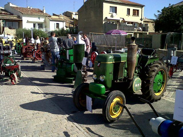 Fête des Vendanges à Chusclan (30) 9 Octobre 2010 09.212