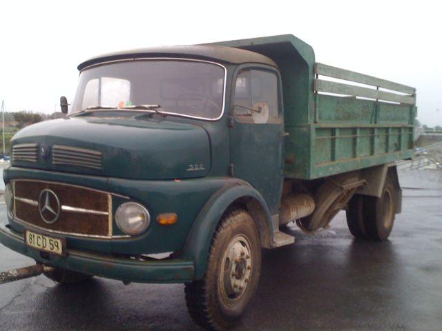 [Tijulien62] mon camion Mercedes 322 24.263