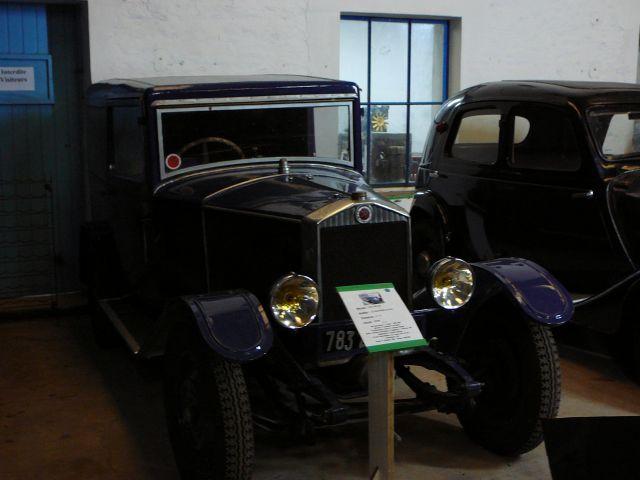 """Musée de """"La Brigade de L'AA"""" 03.74"""