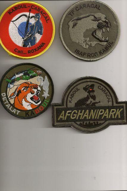 Patch Français Afghanistan 23.417
