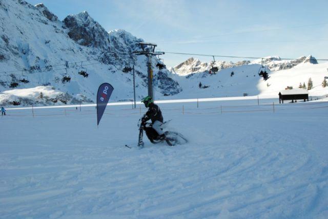 Moto électrique pour la neige 31.188