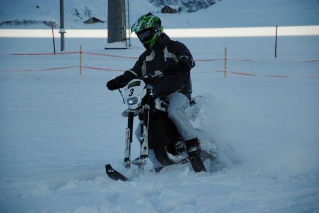 Moto électrique pour la neige 31.189