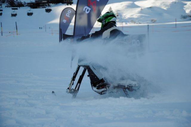 Moto électrique pour la neige 31.190