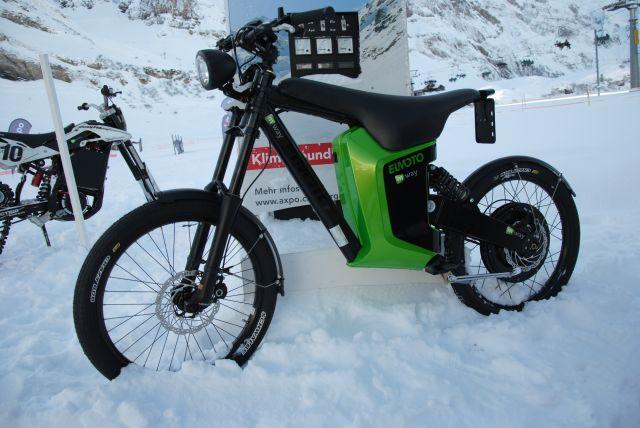 Moto électrique pour la neige 31.194