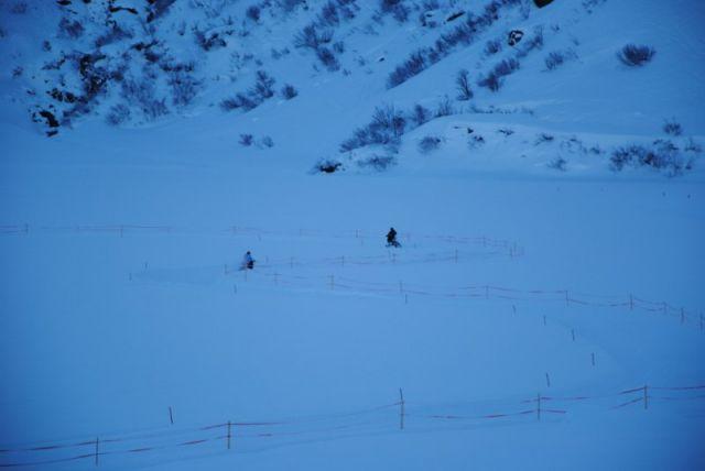 Moto électrique pour la neige 31.196