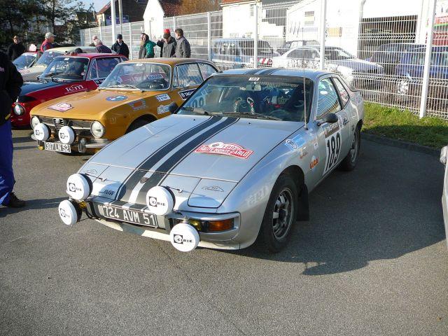 Rallye Monté-Carlo Historique : Etape à Calais(62) ! 28.260