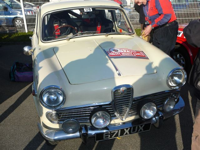 Rallye Monté-Carlo Historique : Etape à Calais(62) ! 28.265