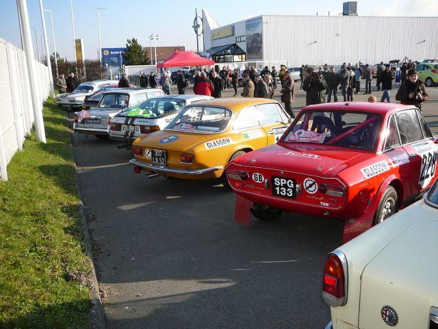 Rallye Monté-Carlo Historique : Etape à Calais(62) ! 28.283