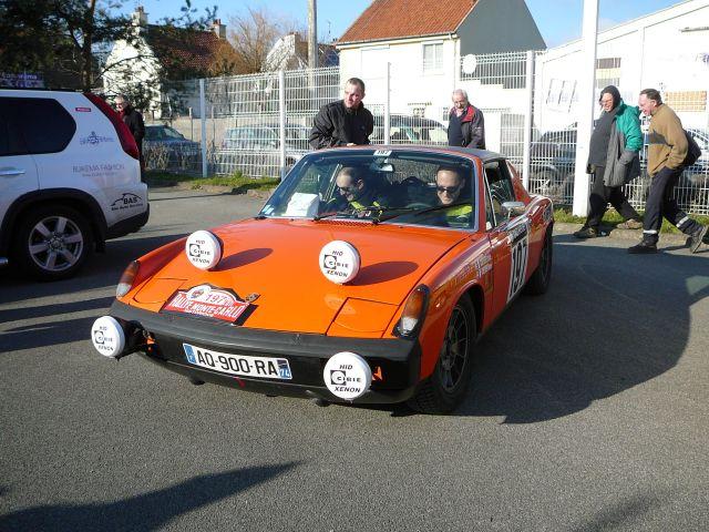 Rallye Monté-Carlo Historique : Etape à Calais(62) ! 28.287