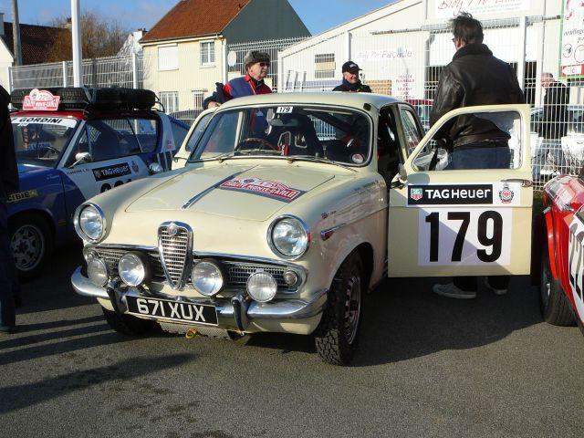 Rallye Monté-Carlo Historique : Etape à Calais(62) ! 28.327
