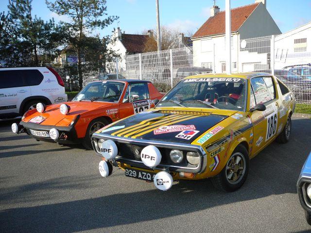 Rallye Monté-Carlo Historique : Etape à Calais(62) ! 28.333
