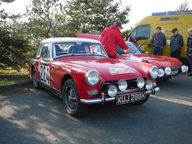 Rallye Monté-Carlo Historique : Etape à Calais(62) ! 28.341