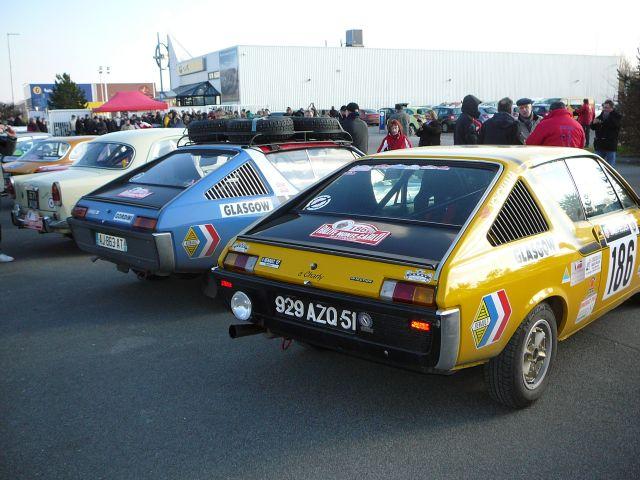 Rallye Monté-Carlo Historique : Etape à Calais(62) ! 28.342