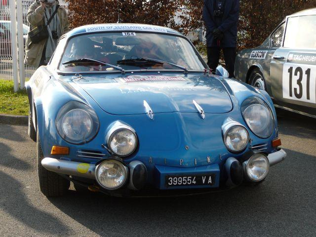 Rallye Monté-Carlo Historique : Etape à Calais(62) ! 28.350