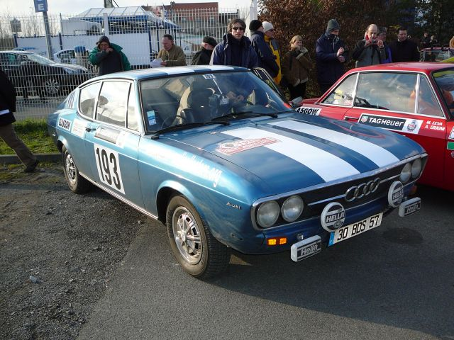 Rallye Monté-Carlo Historique : Etape à Calais(62) ! 28.357
