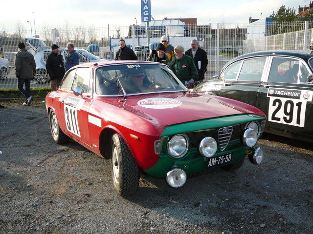 Rallye Monté-Carlo Historique : Etape à Calais(62) ! 28.361