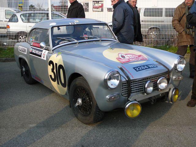 Rallye Monté-Carlo Historique : Etape à Calais(62) ! 28.373