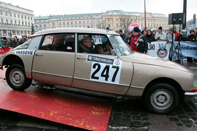 Rallye Monté-Carlo Historique : Etape à Calais(62) ! 31.119