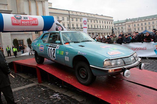 Rallye Monté-Carlo Historique : Etape à Calais(62) ! 31.121
