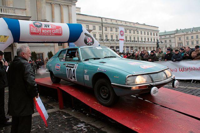 Rallye Monté-Carlo Historique : Etape à Calais(62) ! 31.122